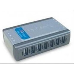 DLINK USB 2.0 CON 7PORT