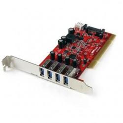 TARJETA PCI 4 PUERTOS USB...