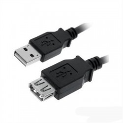 CABLE USB 2.0 PROLONGACION...