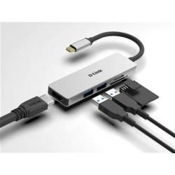 CONTROLADOR USB-C 5-1 CON...
